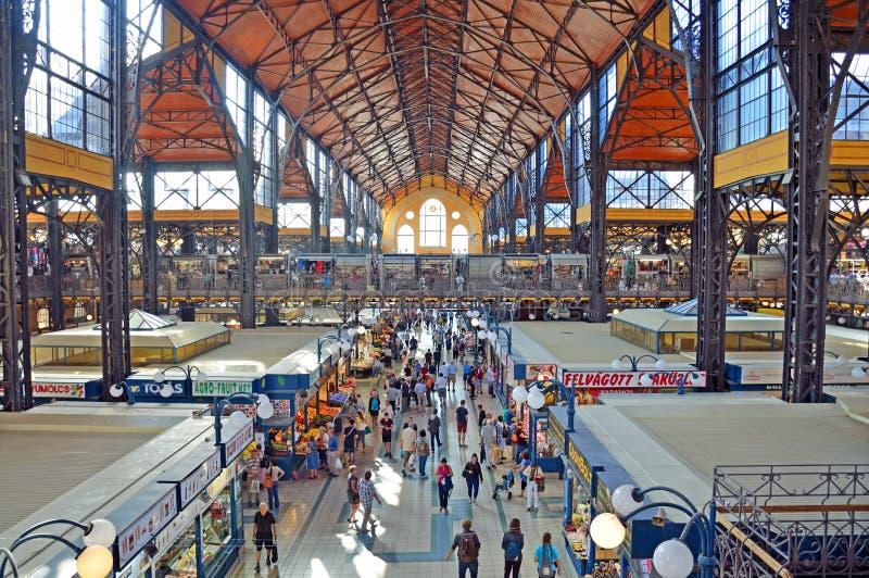Mercado central fotos de archivo libres de regalías