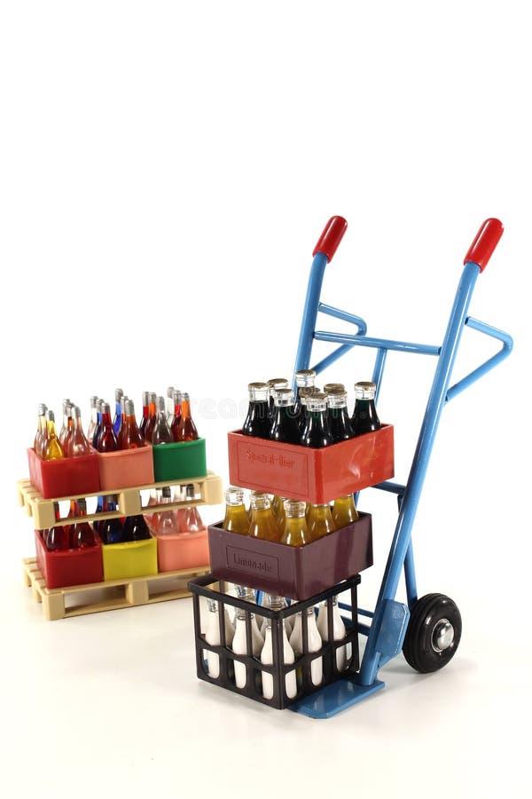 Mercado da bebida imagens de stock royalty free