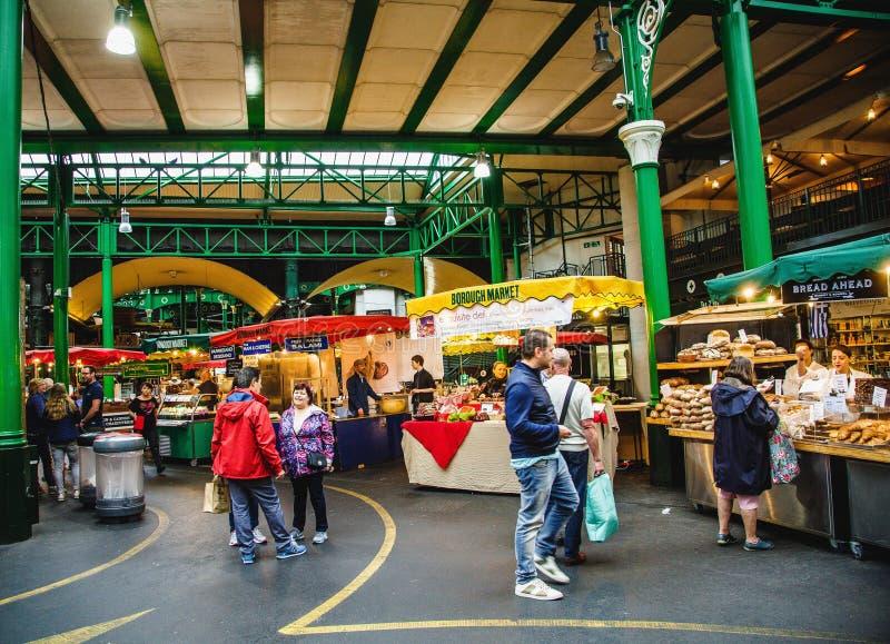 Mercado das cidades foto de stock royalty free
