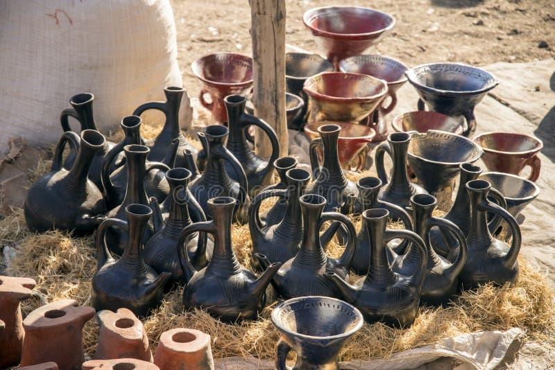 Mercado de Bati, Etiopía imagenes de archivo