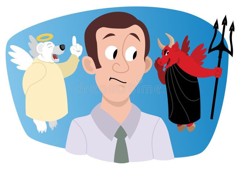 Mercado de Bull ilustração do vetor