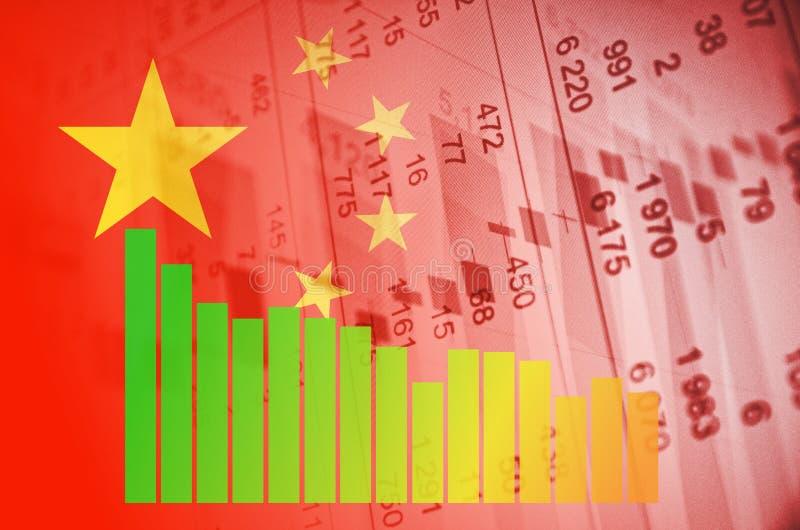 Mercado de China fotografía de archivo