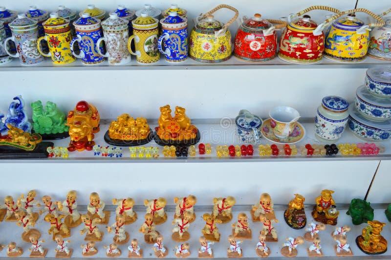 Mercado de Indochina imagen de archivo libre de regalías