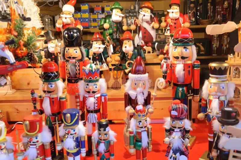 Mercado de la Navidad en Alemania fotos de archivo