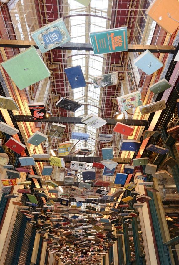 Mercado de Leadenhall em Londres imagens de stock