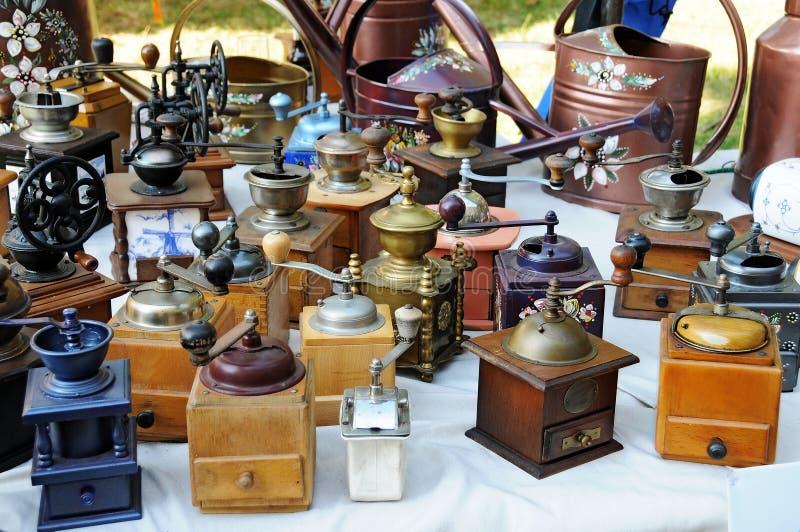 Mercado de pulgas imagen de archivo libre de regalías