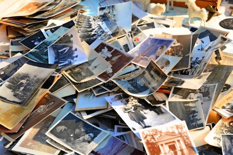 Mercado de pulgas fotos de archivo