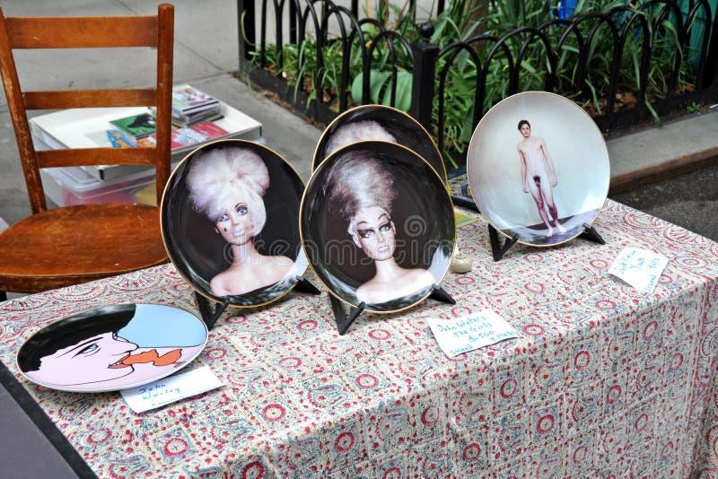 Download Mercado De Pulgas Del Garaje De Las Antigüedades Foto editorial - Imagen de montón, lámpara: 41907831