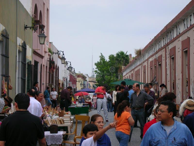 Mercado de rua foto de stock royalty free