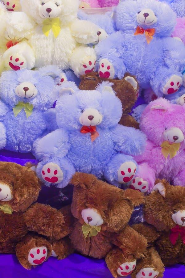 Mercado de Siti Khadijah Teddy Bear foto de stock
