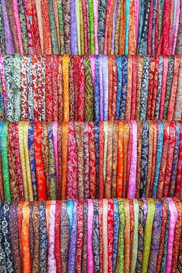 Mercado del Balinese imagen de archivo
