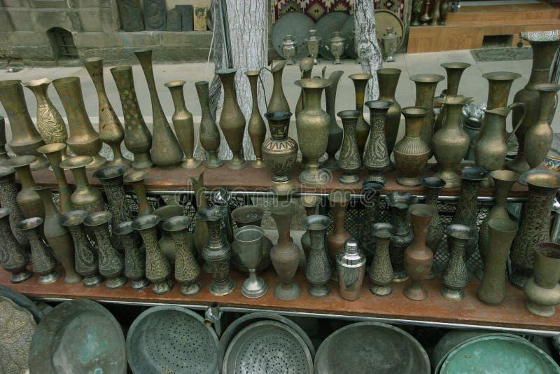 Mercado del este fotografía de archivo libre de regalías