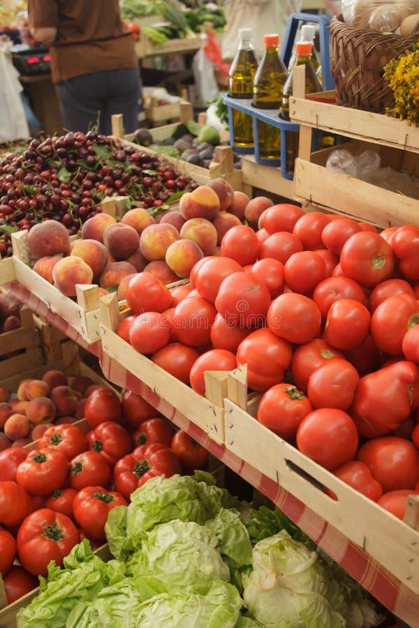 Download Mercado del verano foto de archivo. Imagen de fresco - 41920972