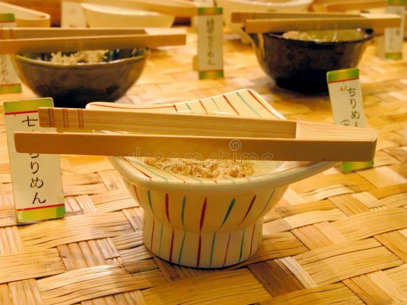 Mercado do alimento foto de stock