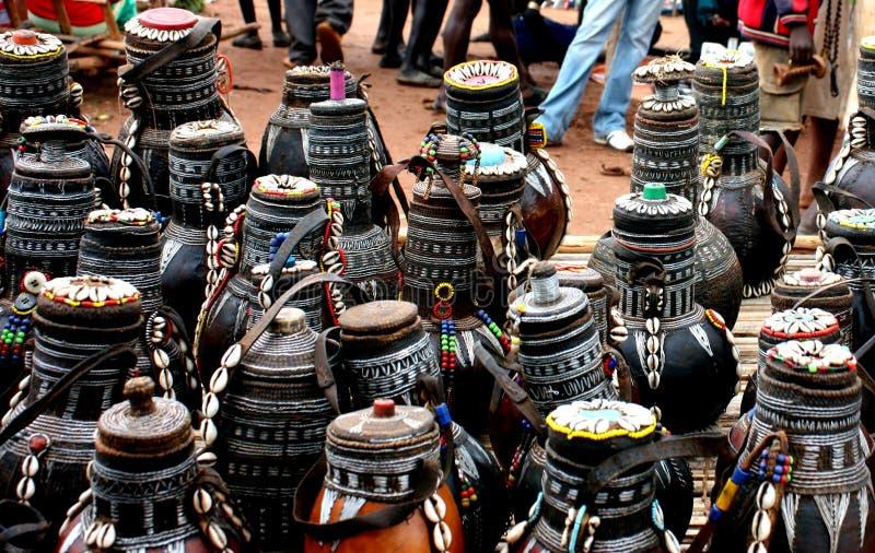 mercado em Etiópia imagens de stock royalty free