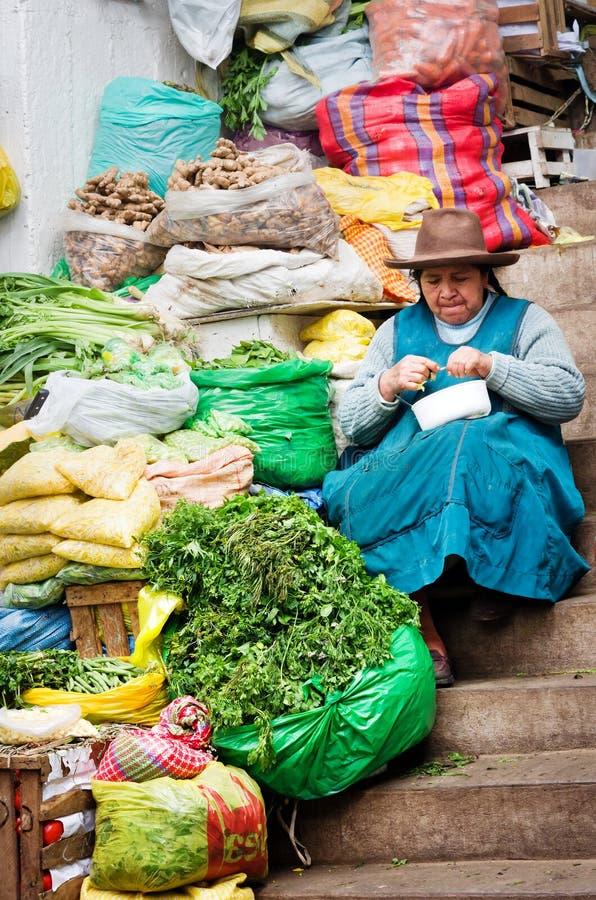 Download Mercado en Cusco, Perú fotografía editorial. Imagen de famoso - 64209027