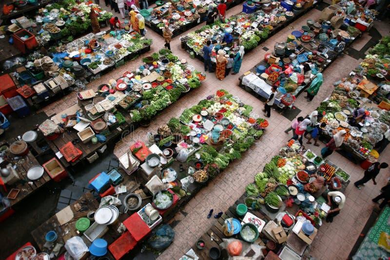 Mercado fresco foto de archivo
