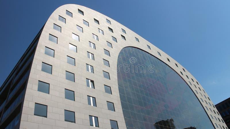 Mercado Hall Rotterdam foto de archivo