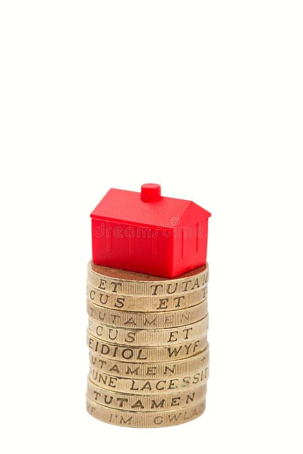 Mercado imobiliário imagens de stock