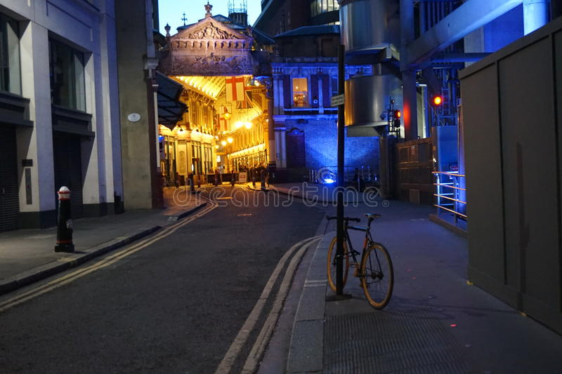 Mercado Londres Reino Unido de Leadenhall imagens de stock royalty free