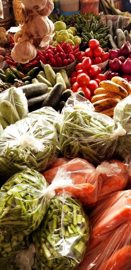 Mercado mexicano imagenes de archivo