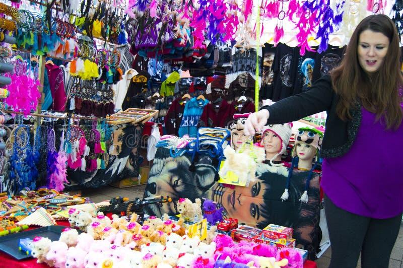 Mercado repulsivo foto de stock royalty free