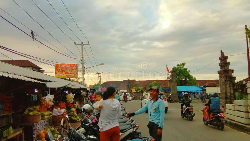 Mercado tradicional fotos de archivo