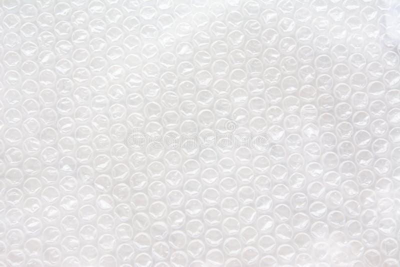 Mercancías de la deformación y de la protección de la burbuja de aire fotografía de archivo libre de regalías