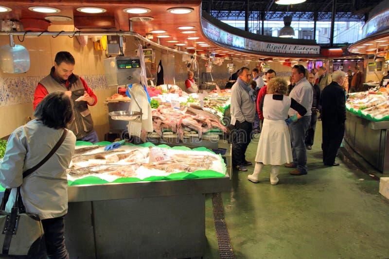 Mercat Boqueria, Barcelona fotos de stock