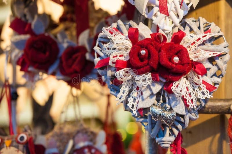 Mercatino di Natale dans Trento photos libres de droits