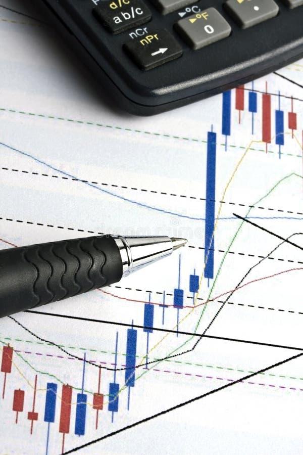 Mercato azionario immagine stock libera da diritti