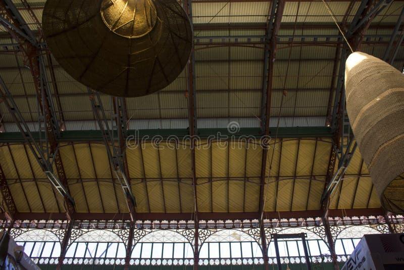 Mercato Centrale in Florence royalty-vrije stock fotografie