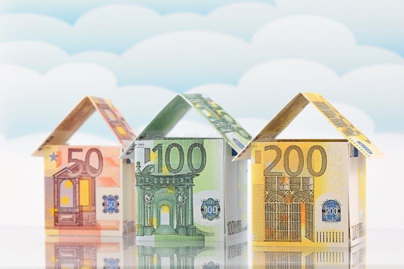 Mercato degli alloggi, un futuro prosperoso immagine stock