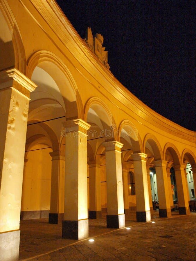 Mercato del Pesce, Trapani, Sicilien, Italien arkivbild