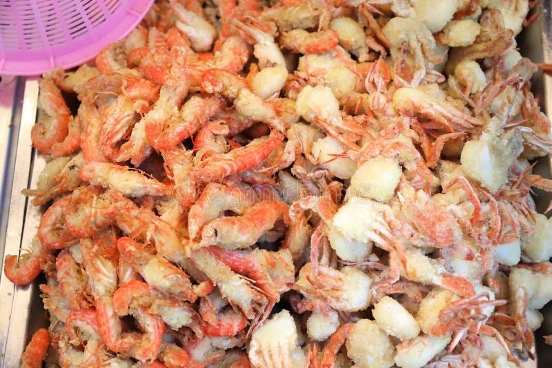 Mercato dell'alimento di Taiwan fotografie stock