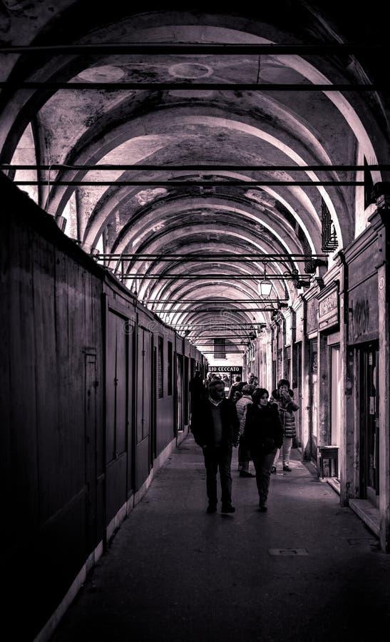 Mercato di Venezia immagini stock