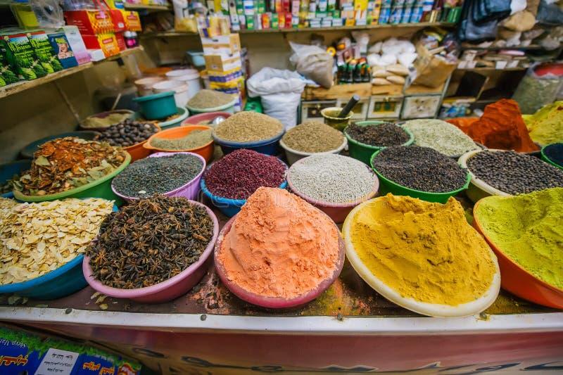 Mercato piccante tradizionale fotografie stock