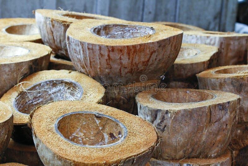 Mercato tradizionale delle spezie nel Madagascar immagine stock