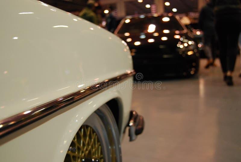 mercedes royalty-vrije stock fotografie