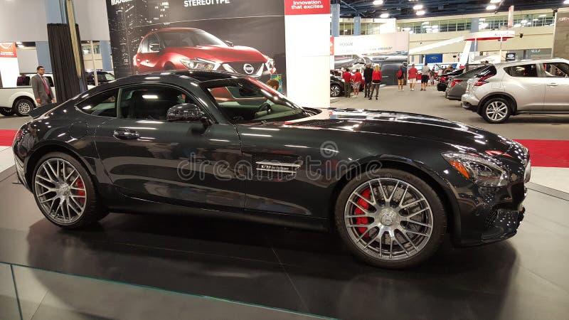 Mercedes AMG stockfotos