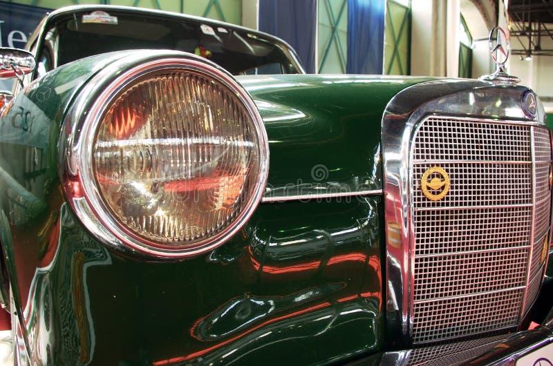 Mercedes-Benz 200 fotografia de stock royalty free