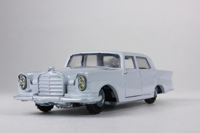 Mercedes-Benz 220 SE. Lone Star Road-Master Impy Super Cars 1:63 scale die-cast toy stock photos
