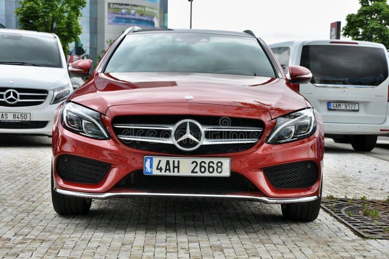 Mercedes-Benz fotografia de stock