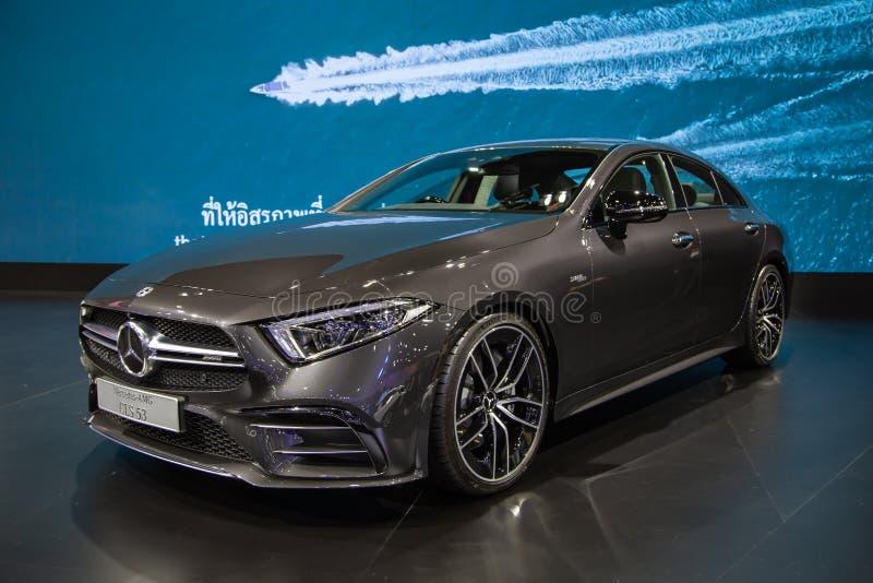 Mercedes Benz AMG CLS 53 imagens de stock royalty free