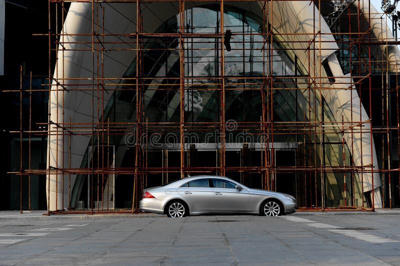 Mercedes-Benz CLS-Class Editorial Stock Image