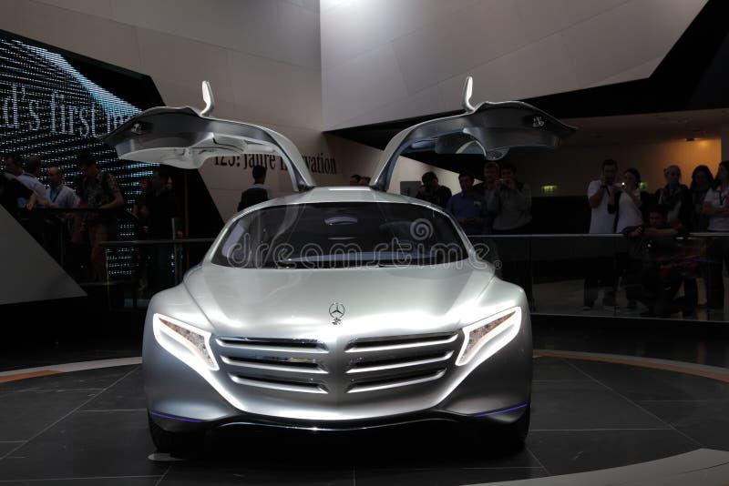 Download Mercedes Benz Concept Car F125 Editorial Image - Image: 21325290