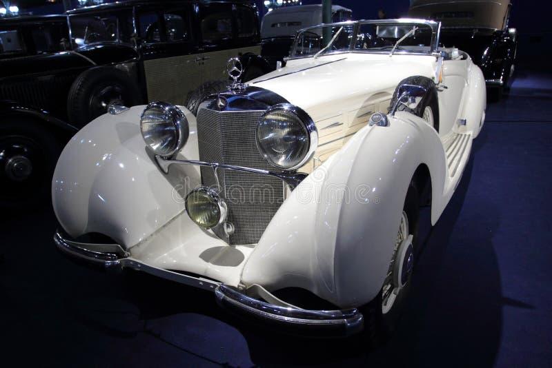 Mercedes-Benz 540K imagenes de archivo