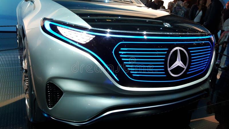 Mercedes Benz Limosine VIP limitata immagini stock