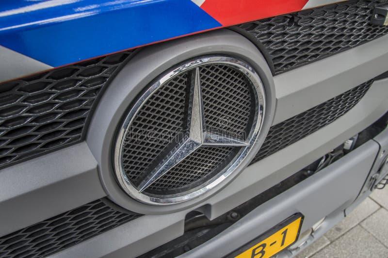 Mercedes-Benz Logo stock photography