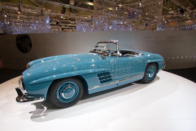Mercedes-Benz 300 SL terenówki samochód zdjęcia royalty free
